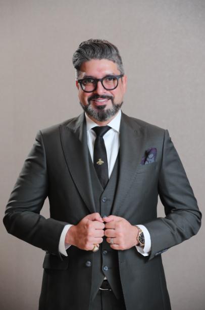 Gibran Bukhari, head of sales for Masterise Homes