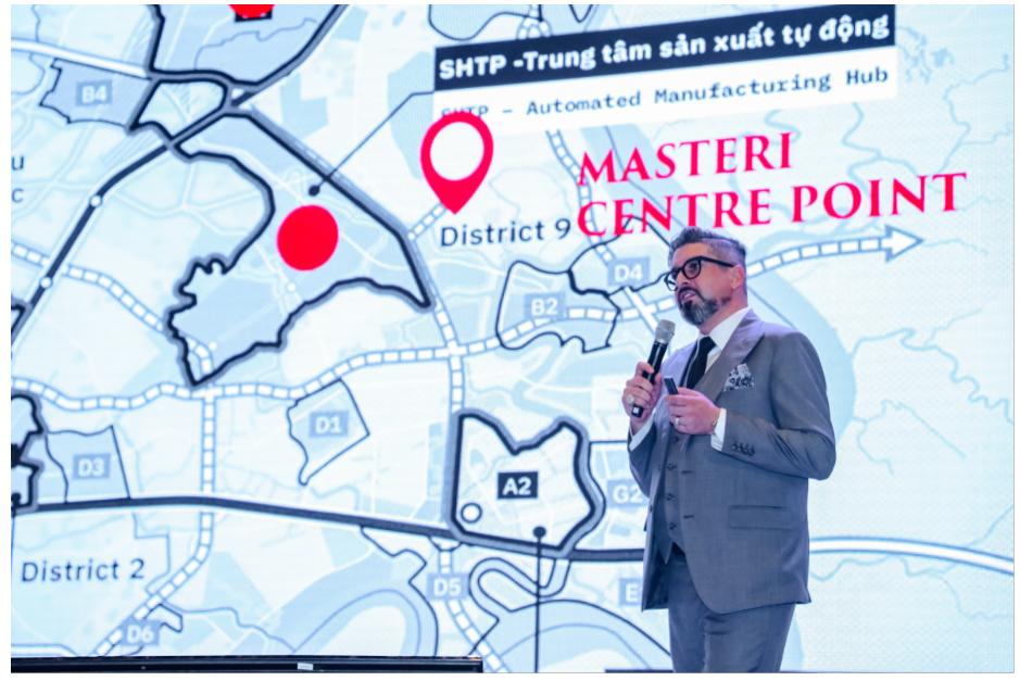 Masteri Centre Point through the lens of the developer