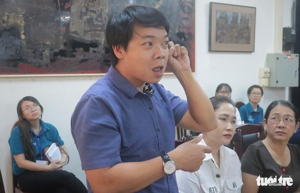 Ho Chi Minh City hospitals lack interpretation service for hearing impaired patients: expert