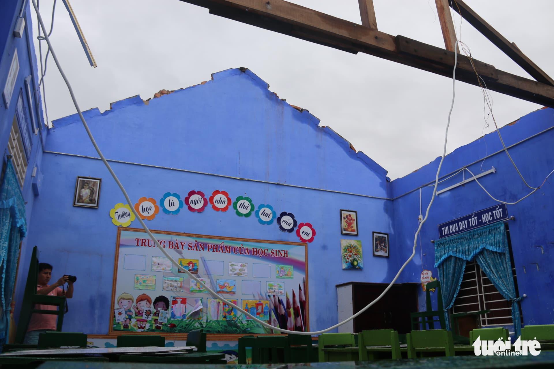 19 injured after Storm Vamco makes landfall in central Vietnam