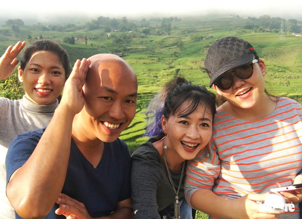 Man spearheads sustainable tourism in Vietnam's Sa Pa
