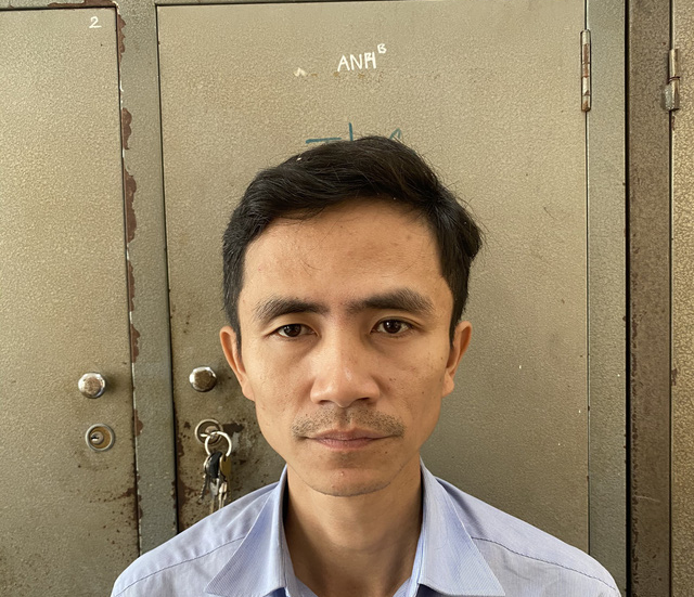 Man arrested for posing as lecturer to steal laptops from Da Nang universities