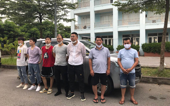 Police bust forgery ring providing Vietnamese identity for Chinese citizens