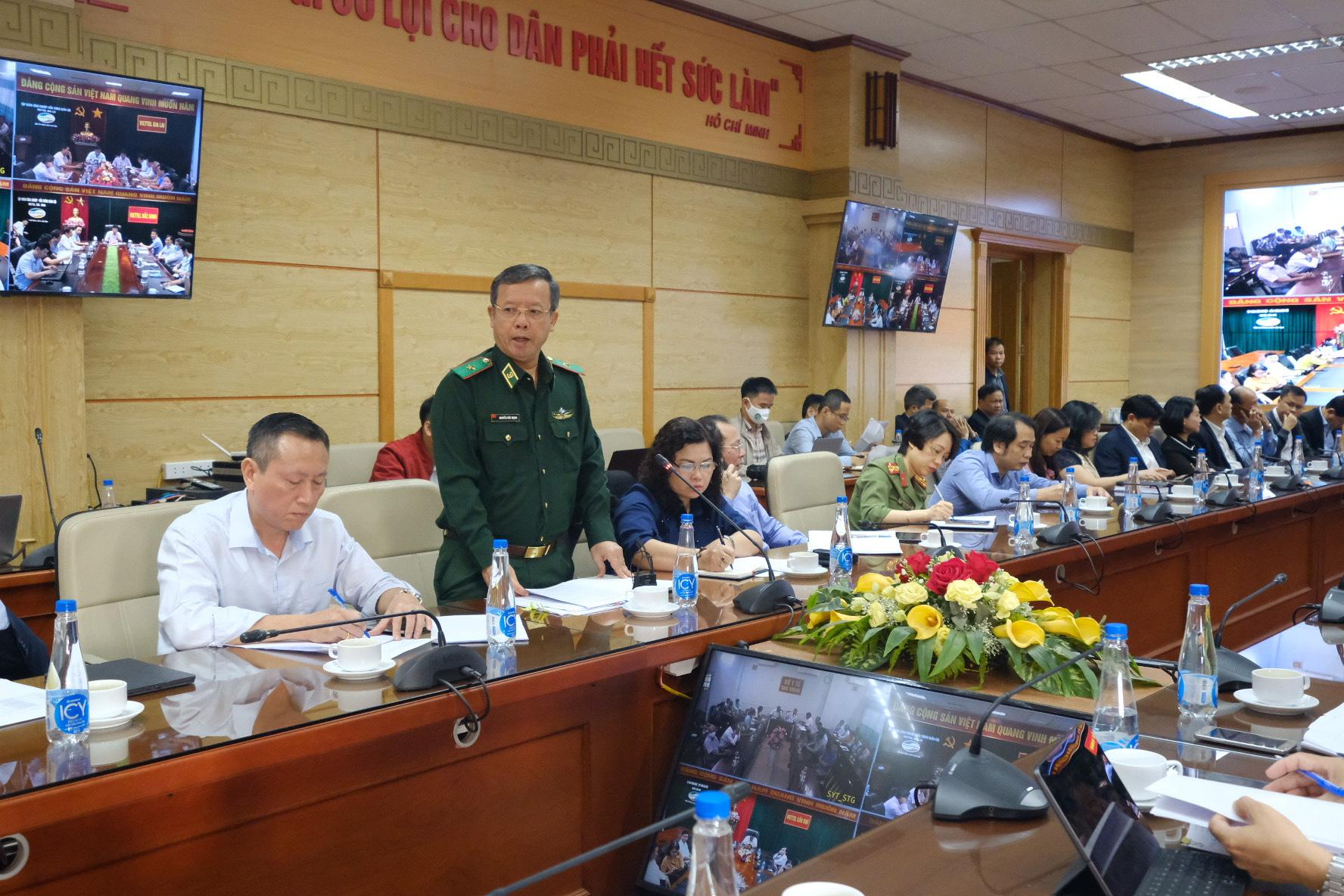 Over 20,000 border jumpers detected in Vietnam since beginning of 2020: deputy commander
