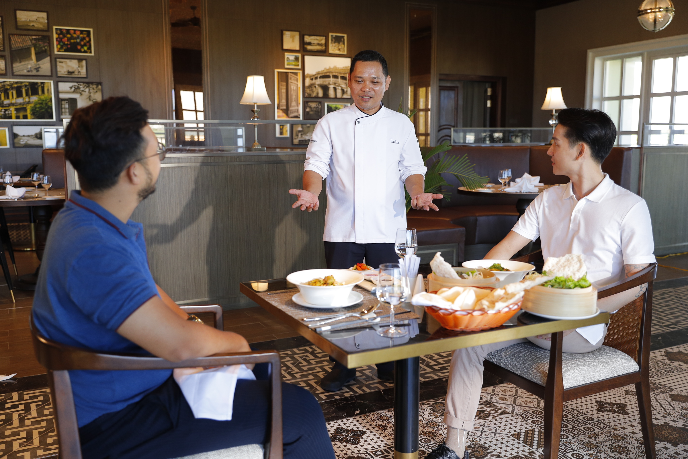 Resort staff tell stories about culture, cuisine of Vietnam's Quang Nam Province