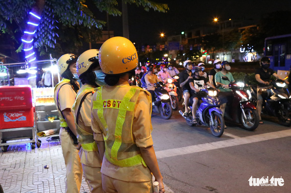 Ho Chi Minh City to expand use of traffic surveillance technology