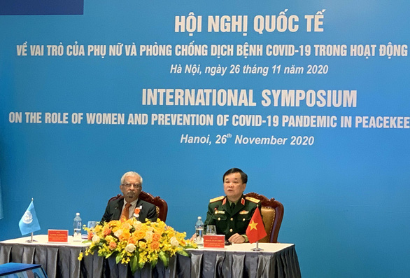 Vietnam considers sending more female soldiers to join UN peacekeeping missions