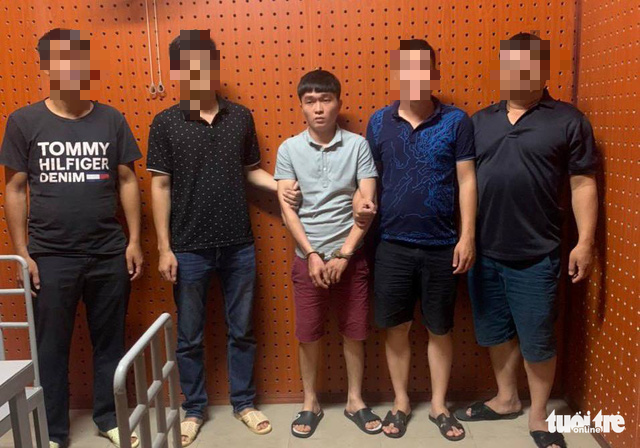 Man arrested for attempting to rob bank with gun in southern Vietnam