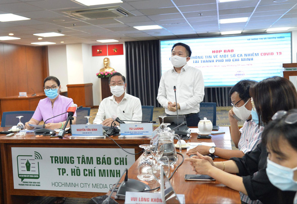 Three districts in Ho Chi Minh City can propose social distancing: official