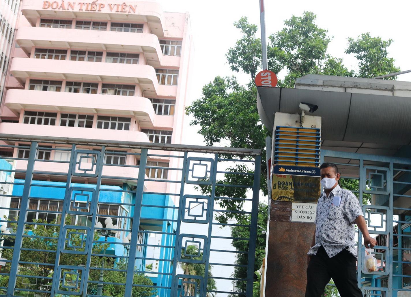 Ho Chi Minh City authorities shut down Vietnam Airlines' quarantine center