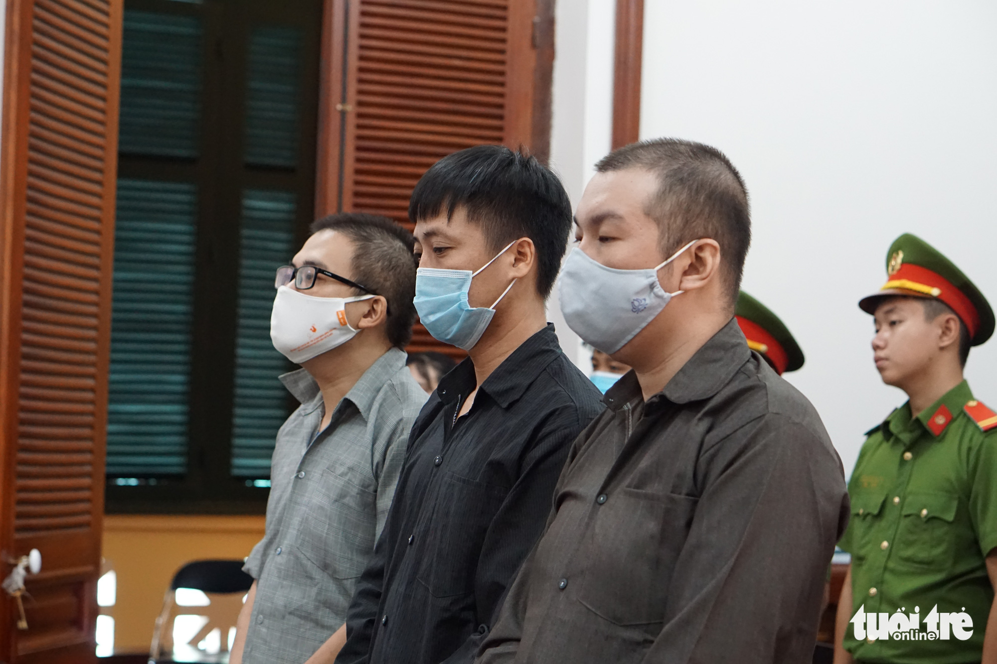 Three jailed for organizing illegal stay of Chinese nationals in Ho Chi Minh City