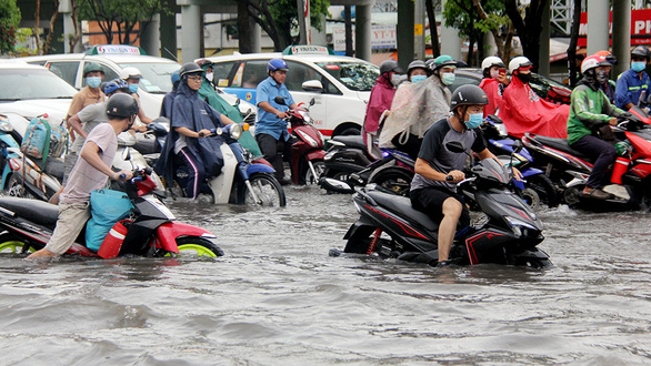 New climate change action plan maps out most vulnerable neighborhoods in Ho Chi Minh City