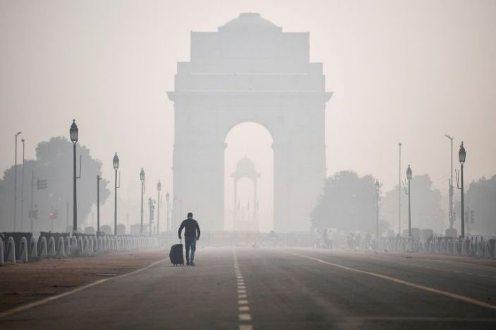 Nations are set to submit new emissions targets in the coming days. Photo: AFP