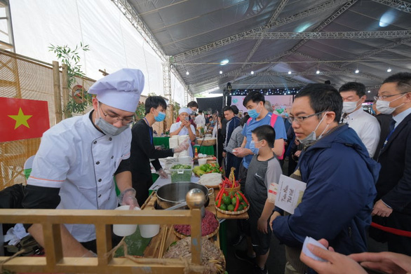 People enjoy 'Day of Pho' 2020 in Hanoi