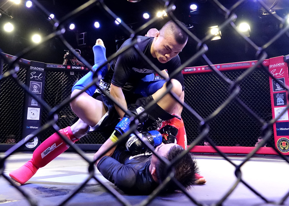 First amateur mixed martial arts tournament held in Ho Chi Minh City