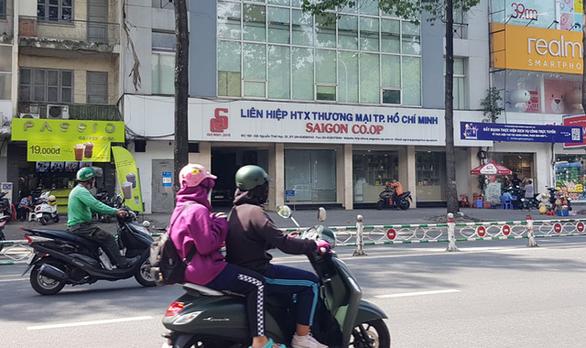 The headquarters of Saigon Co.op on Nguyen Thai Hoc Street in District 1, Ho Chi Minh City. Photo: Ngoc Khai / Tuoi Tre