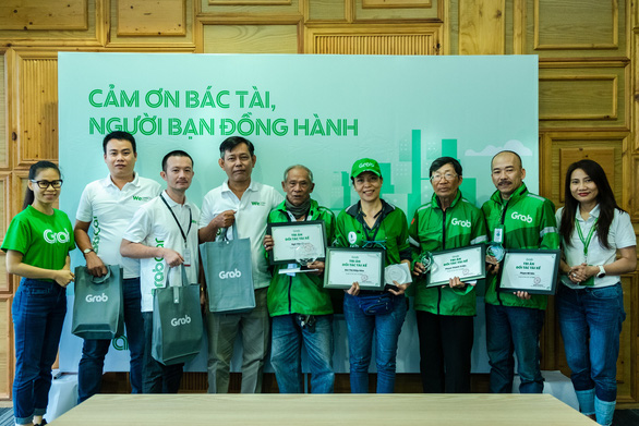 Do-gooders in green: Ride-hailing drivers uphold spirit of kindness in Ho Chi Minh City
