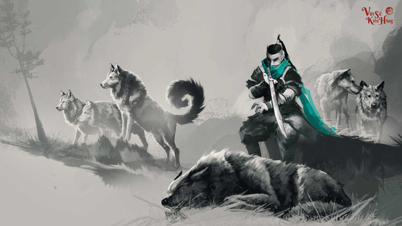 An image from 'Binh Ngo dai chien'