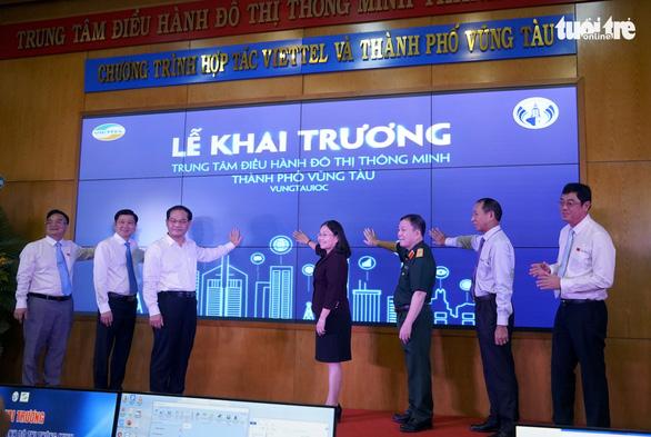 Vietnam's Vung Tau embraces smart city management system