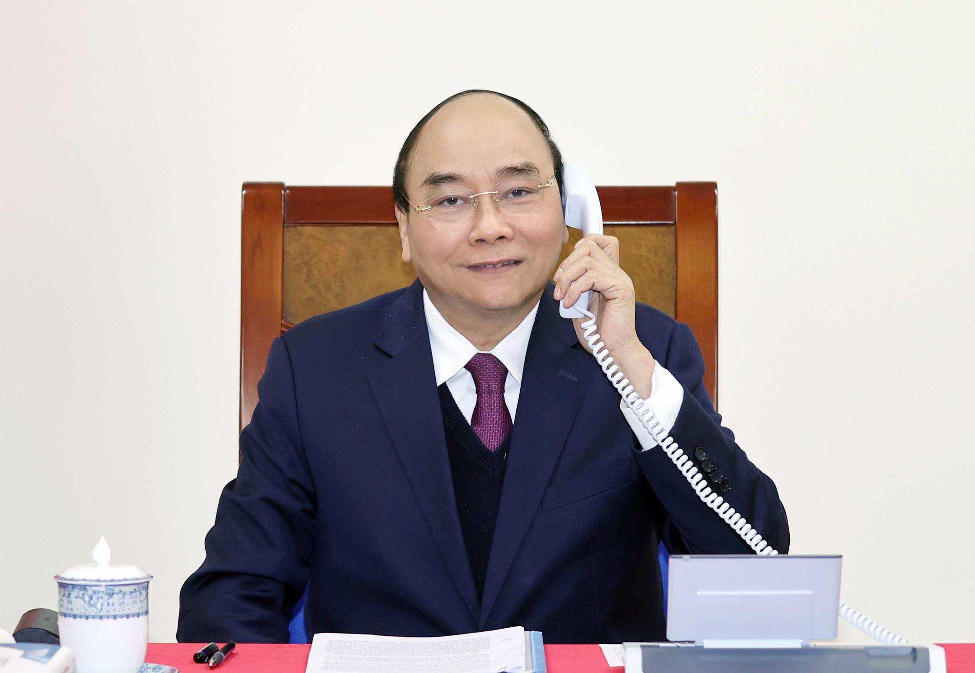 Vietnam premier, US president discuss currency manipulation issue