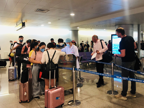 Vietnamese airports awarded int'l health accreditation for COVID-19 prevention measures