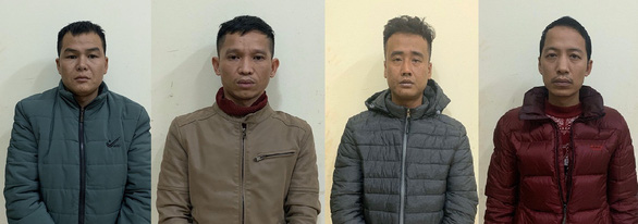 Four Vietnamese nabbed for smuggling nine illegal Chinese migrants into country
