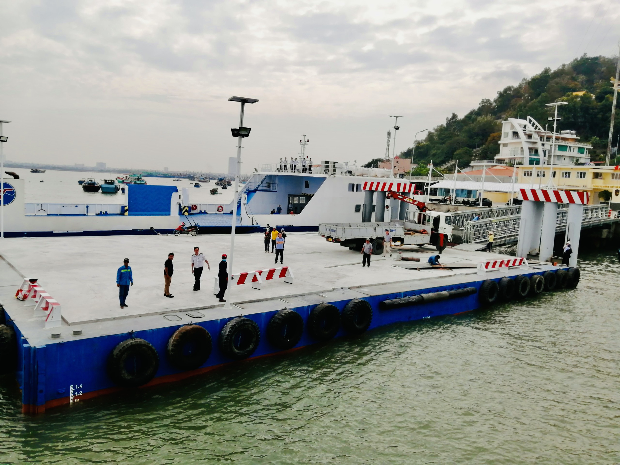 Ferry connecting Saigon to Vung Tau to be put into service next week