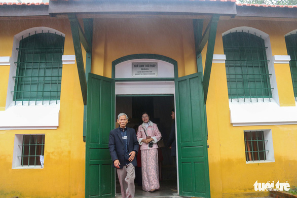 French colonial-era Thua Phu Prison reopens to tourists in Vietnam's Hue City