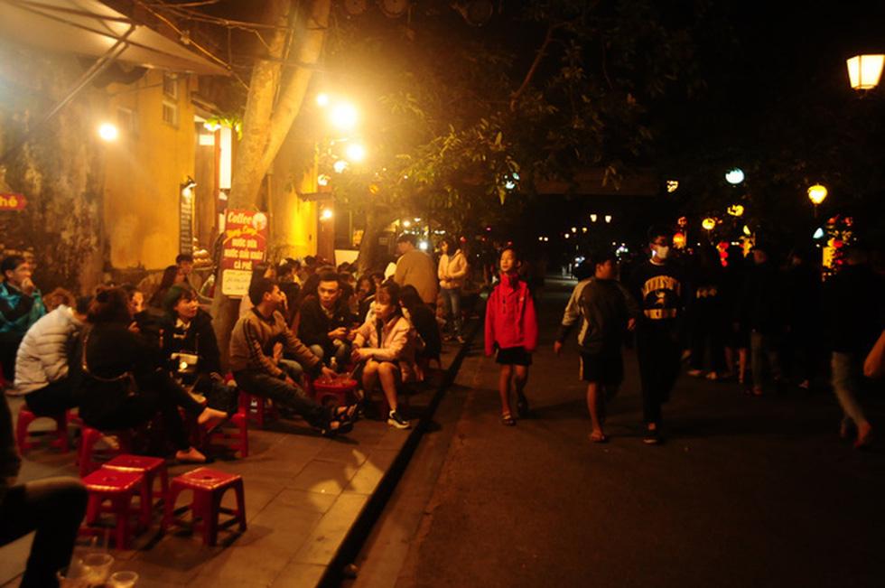 Bach Dang Pedestrian Street in Hoi An City, December 31, 2020. Photo: B.D. / Tuoi Tre