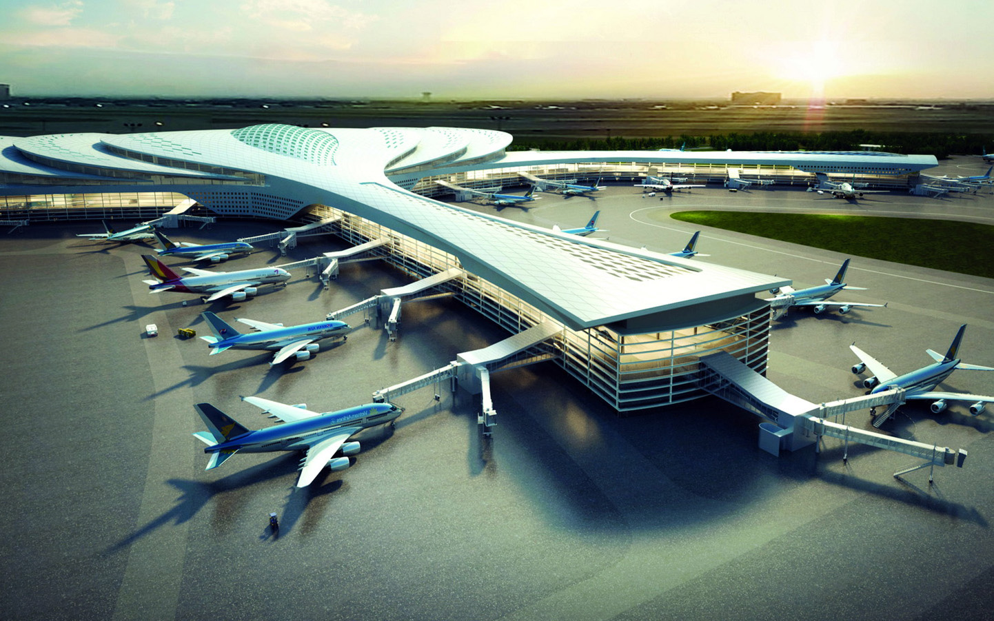 Vietnam to start building its largest airport