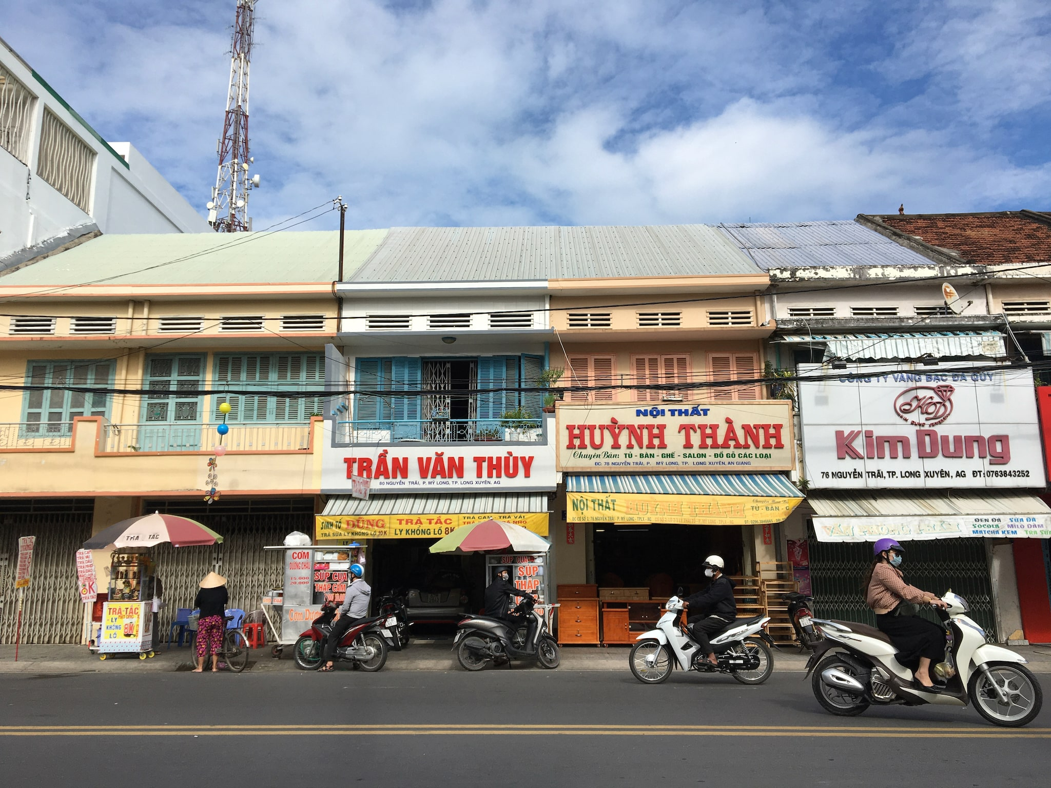A foodie's guide to Long Xuyen in southern Vietnam