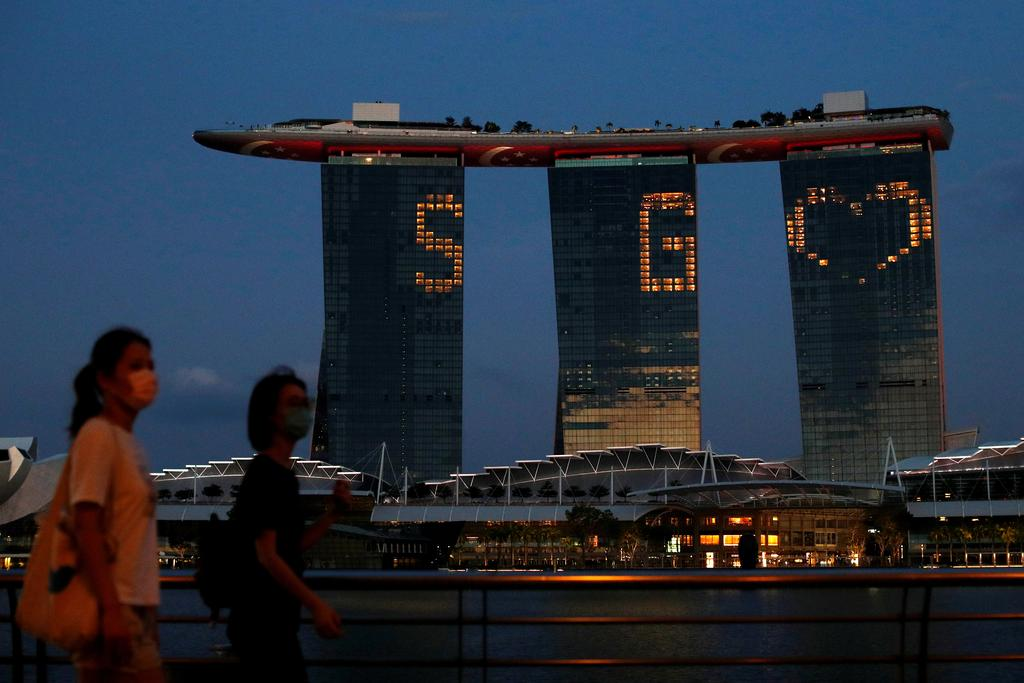 WEF targets Marina Bay Sands for Singapore's 'Davos' summit: sources