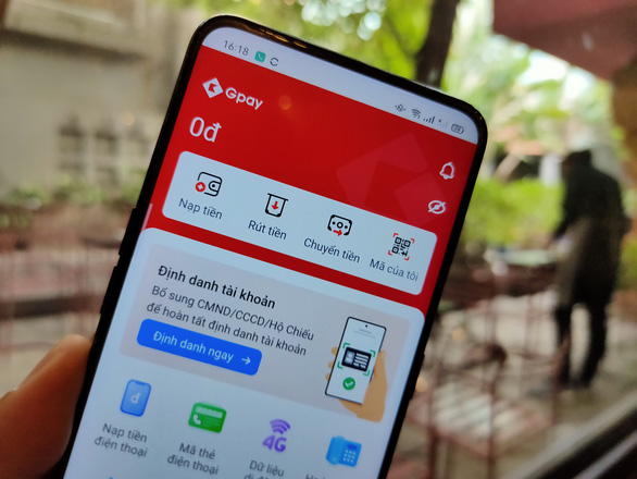 Vietnam's e-wallet Gpay draws funding from S.Korean financial firm in Series A investment