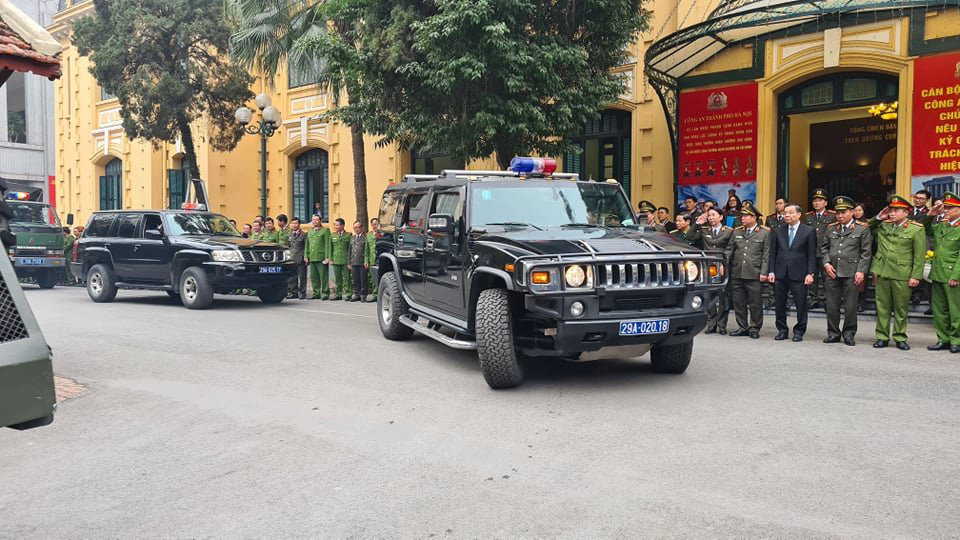 Hanoi police to ensure around-the-clock security for 13th National Party Congress