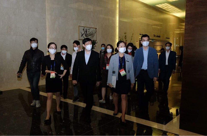 Over 10,000 test samples negative for coronavirus ahead of Vietnam's 13th National Party Congress