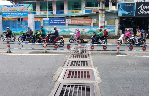 Ho Chi Minh City prioritizes adjustment of Thu Duc City's drainage system in next five years