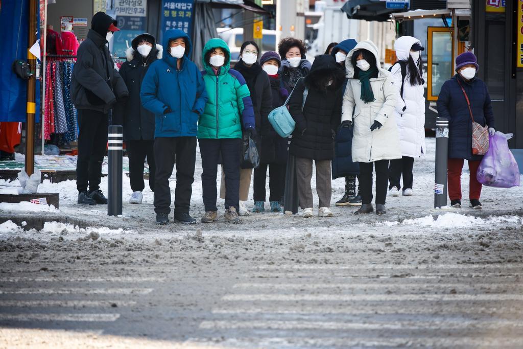 South Korea reviews AstraZeneca vaccine for elderly under rollout plan
