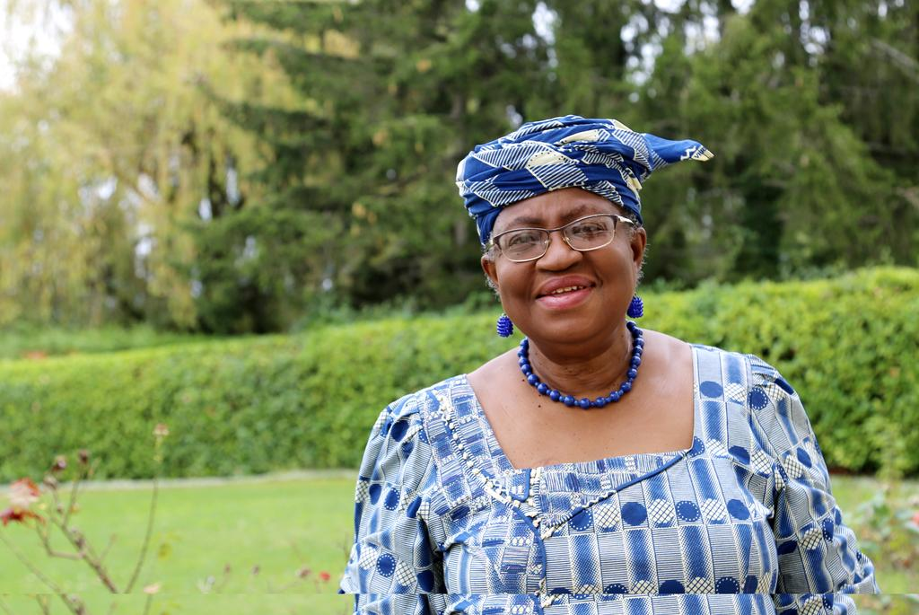Nigerian woman poised to lead WTO after rival withdraws, Washington offers support