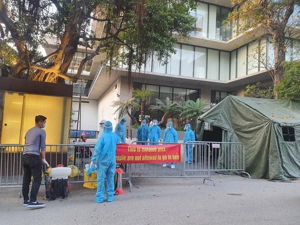 Japanese found dead with COVID-19 in Hanoi hotel