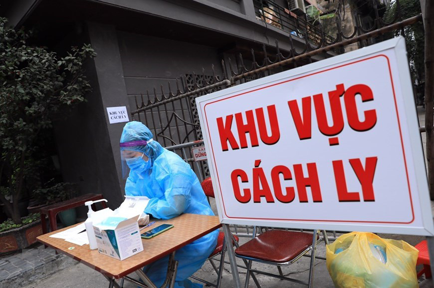 Direct contacts of deceased Japanese COVID-19 patient positive for coronavirus in Hanoi