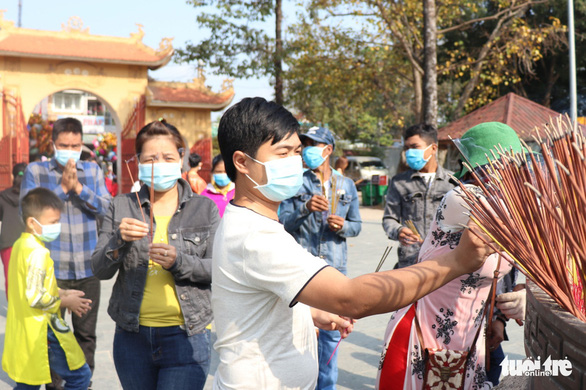 Ho Chi Minh City ceases large religious events for fear of COVID-19 spread