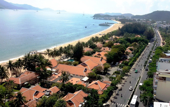 Authorities reclaim leased Nha Trang sea area for public beach project