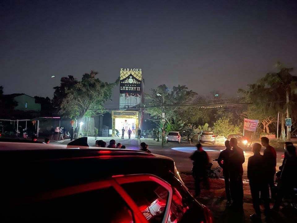 Man kills 3, injures 2 during clash at karaoke shop in northern Vietnam