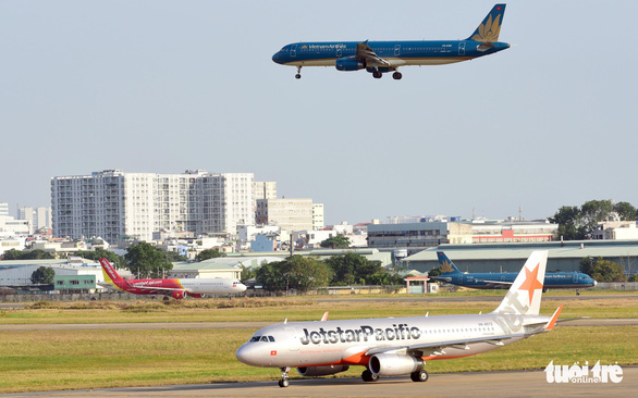 Bamboo Airways overtakes Vietnam Airlines in cross-country flight count during country's busiest travel week