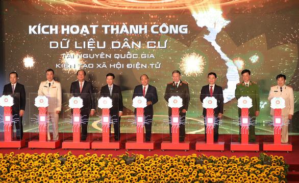 Vietnam activates national population database, citizen ID card management systems