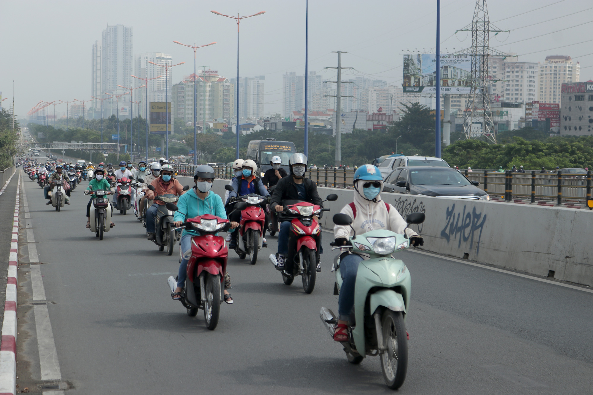 Vietnam's southern region gets hotter this weekend