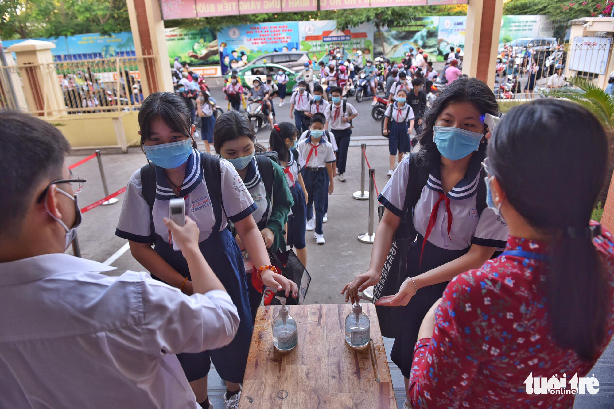 Over 1.7mn students back to school in Ho Chi Minh City