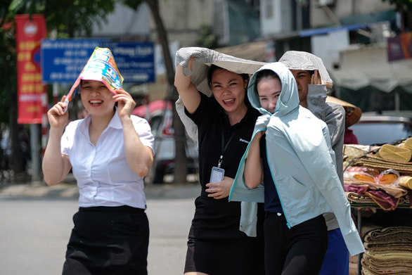 Heat takes UV index to dangerous levels in Vietnam's southern region