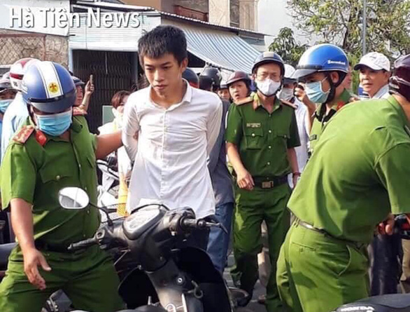 Residents help catch armed bank robbers in southern Vietnamese province