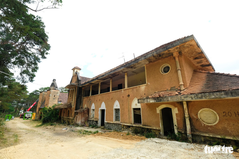 The restoration of Da Lat's abandoned monastery